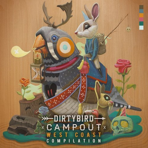 VA – Ardalan – Dirtybird Campout West Coast Compilation [DB160]